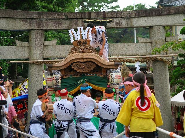 茨木神社夏祭り2