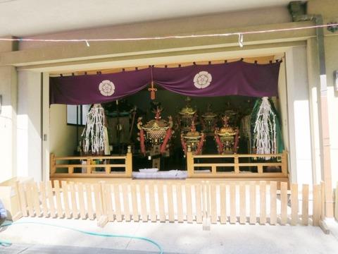 180714-11茨木神社神輿蔵
