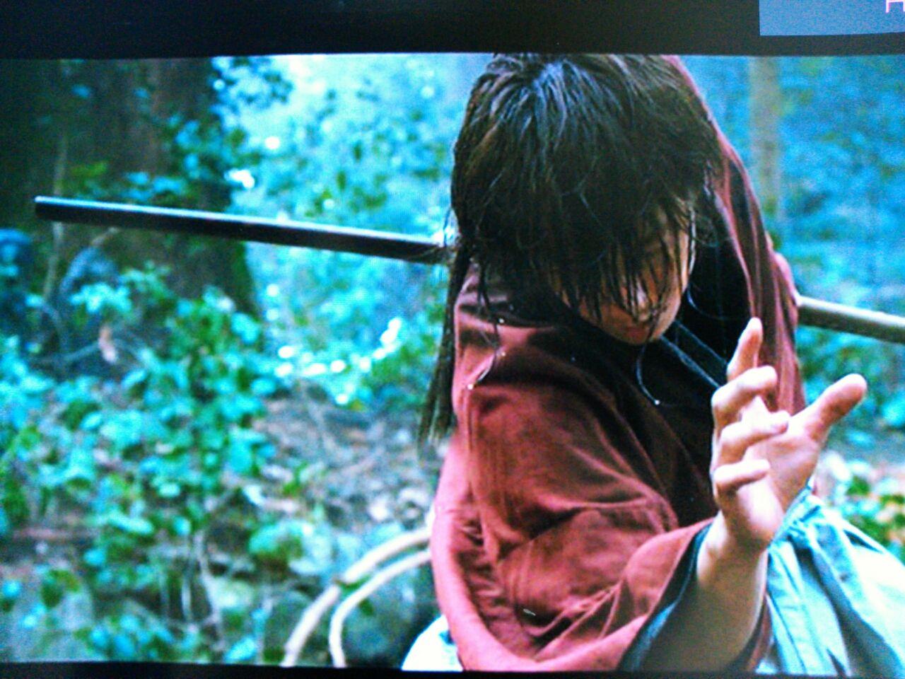 松村北斗溺愛日記。  るろうに剣心。コメント