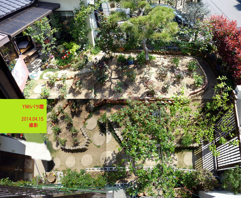 Garden-東西=
