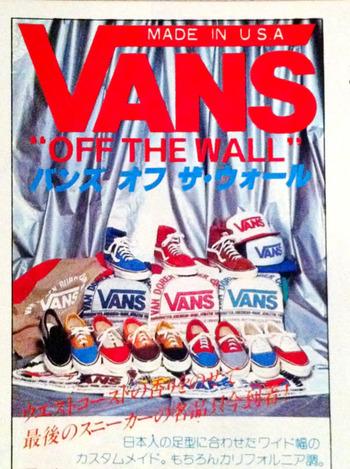 Vans AD