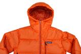 Fitz Roy Down Hoody orange3