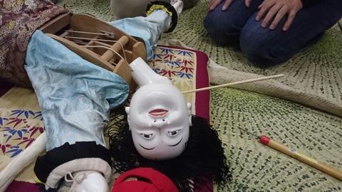 からくり人形