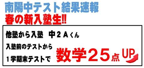 Microsoft Word - ☆南陽テスト結果速報