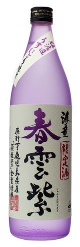 (正)海童 春雲紫 25% 900ml瓶