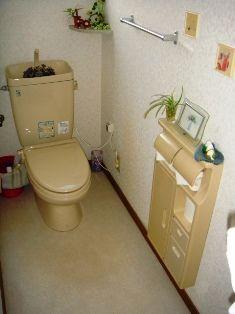 トイレ施工前4
