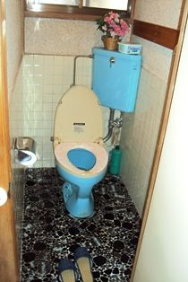 トイレ改修①