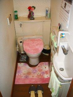 トイレ施工前2