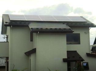 太陽光設置後2