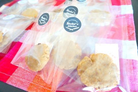 高たんぱく質クッキー開発~試食①~