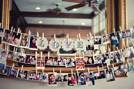 25-cool-ideas-to-display-family-photos-on-your-walls8
