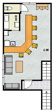 ルートワン京橋ビル2階