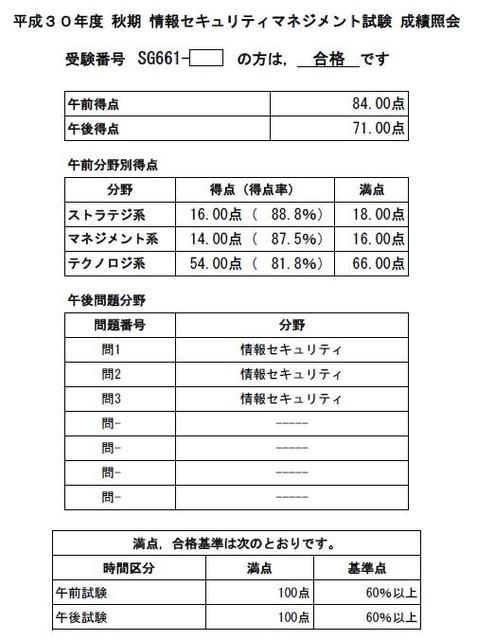 情報 セキュリティ マネジメント 試験 ドット コム