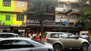 タイ・バンコク パッタイのおいしいお店、ティップサマイに行ってみた 17時からだけど時間前にいたほうがいいよ