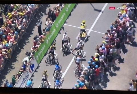 Euro sports放送中、ask Sagan(サガンに聞いた)で本音?が聞ける。フルームのも見たいけど、サガンだからこそツール中にできるのか。ユーロスポーツでツール観戦中。JSPORTSとの比較も。