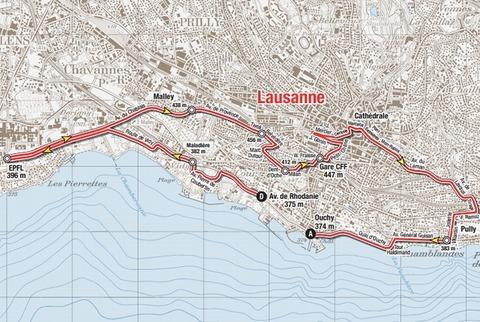 2015年ツール・ド・ロマンディ最終日 を見に行ってみた サイクルロードレース 見るなら 個人TT