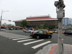 台鉄台北駅
