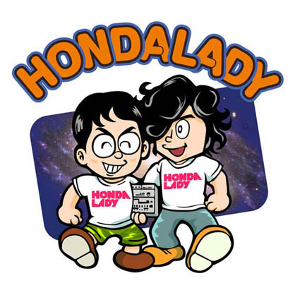 HONDALADY