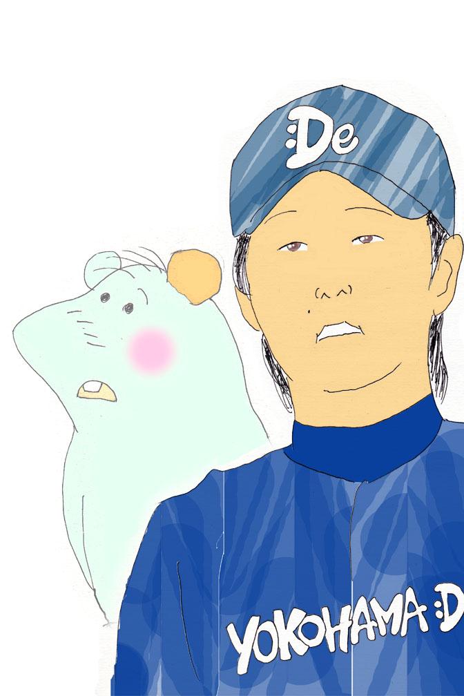 20130615_三嶋一輝とボーボ