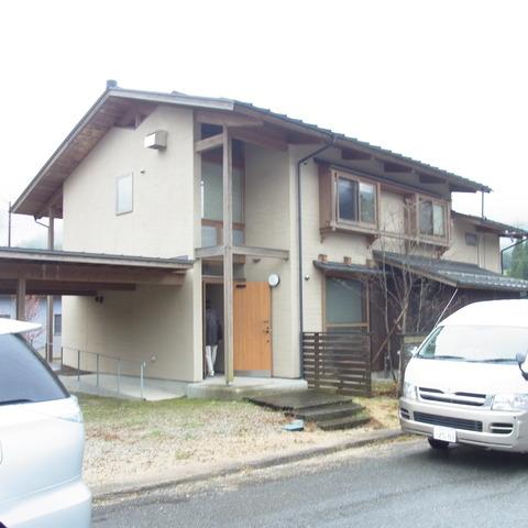 根羽杉の家