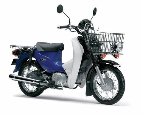 ホンダカブプロ110