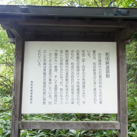 和田峠遺跡群