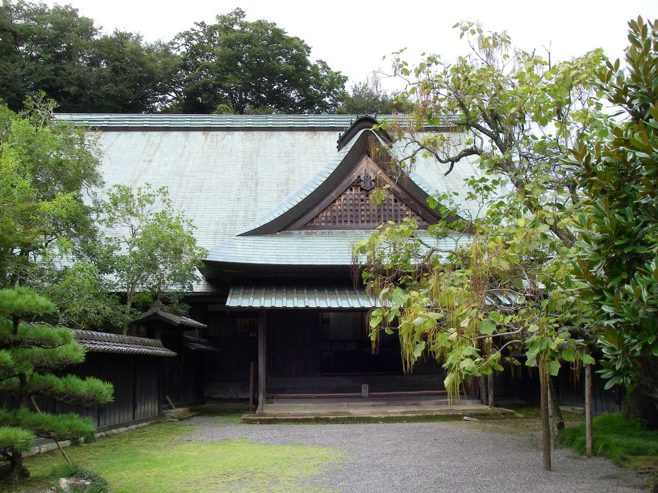 韮山代官所 : 川合章子の部屋