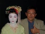 舞妓in京都