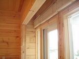 構造計算で出された窓の内側の耐力ログ