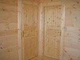 2階主寝室ドア