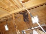 一階天井張り