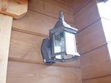 玄関ポーチ部照明