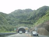 鋸山トンネル