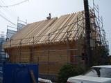 屋根工事は危ない