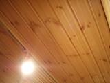 フィンガーパネル天井