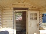 ログ小屋2