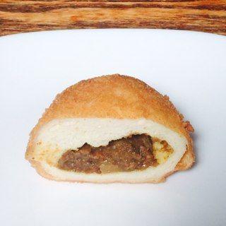 燕市 ねむの木工房 揚げカレーパン