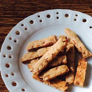 メープル&アーモンドクッキー なかしましほ レシピ