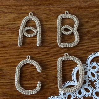 アルファベットABCD