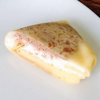 新潟 村恭 クレープ チョコレート