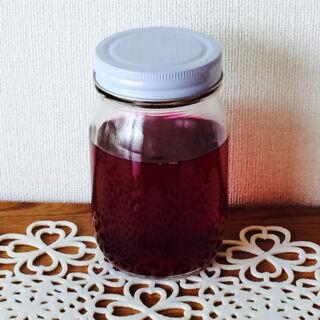赤しそジュース なかしましほ レシピ