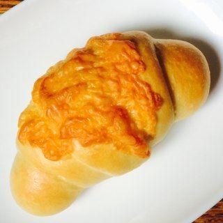 塩パン/原信カフェ