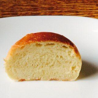 HBで作る!アノ金の食パン風  丸パン