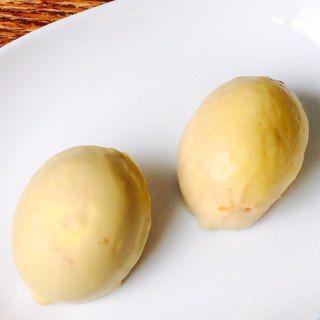 弥彦 お土産 レモンケーキ かめや 三笠屋