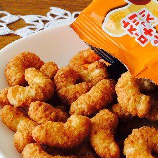 キャラメルコーン よくばり3種の香ばしナッツ味
