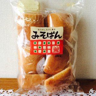 日新堂製菓 みそぱん