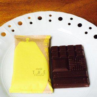 meiji  THE  Chocolate ダークミルク