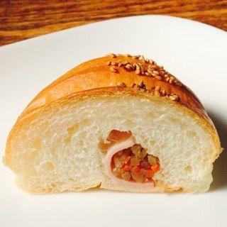 燕市 ぴいたあぱん きんぴらパン