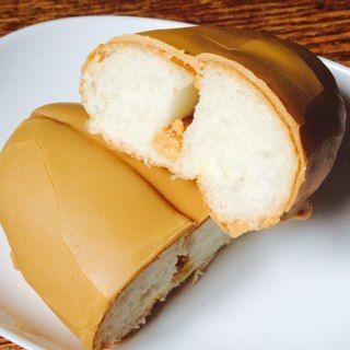 粒入りプチピーナッツ/頓所製パン