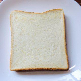 トースト 中 3分 裏1